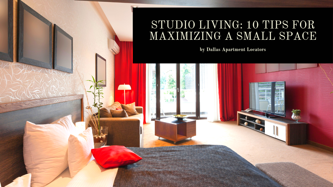 Studio Living_ 10 Tips for Maximizing a Small Space
