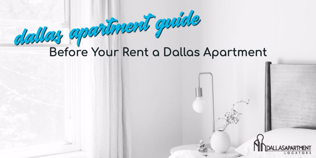 Dallas Apartment Guide: What to look for before you lease